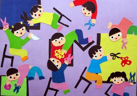【引用】少儿书画大赛作品图片