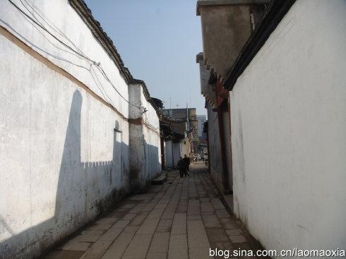 三坊七巷的痕迹(随走随拍图片)——黄巷 - 老猫侠 - 老猫侠的博客