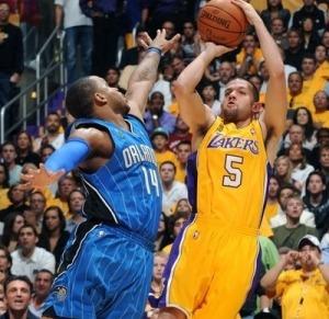 NBA08-09赛季总决赛湖人VS魔术