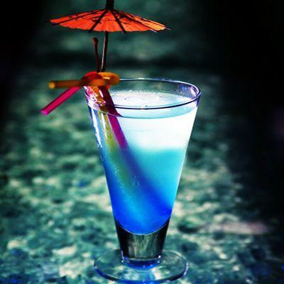 冰冻蓝色玛格丽特 Frost Blue Margarita