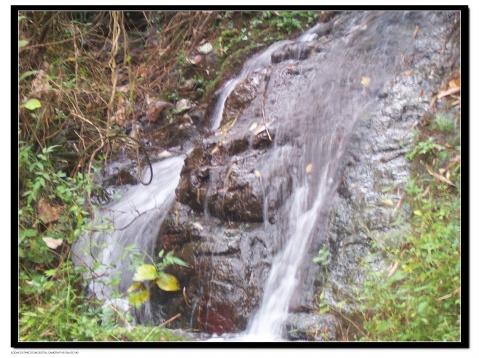叠石岩雨中行 - 感悟岁月 - 感悟岁月