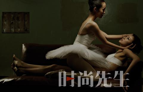 钢库时代的女体(上) - 《时尚先生》 - hiesquire 的博客