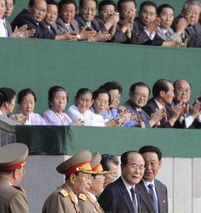朝鲜60周年开幕式 - 老何东 - 何东老邪