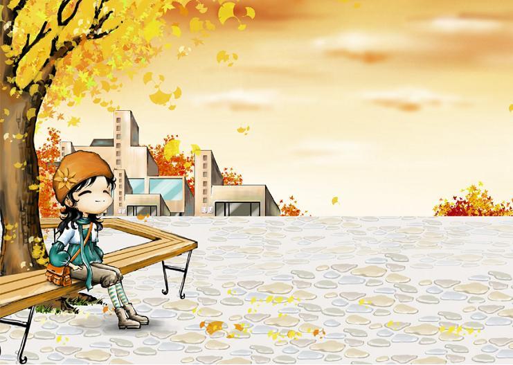 为秋写诗 - 心雨轩 - 心雨轩