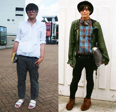 恶心:极爱穿女装的日本男编辑(图文) - 0.2的生命 - 零点二:平民八卦论