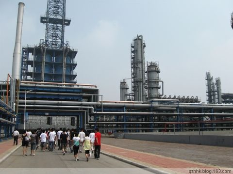 2008年潍坊滨海中学学子企业行活动 - 云门小子 - 品悠阁——云门小子的心灵小屋!