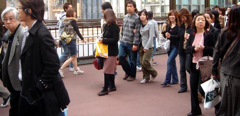 我在东京大阪向日本人扫射 - amnews007 - 阿魔的超媒体观察