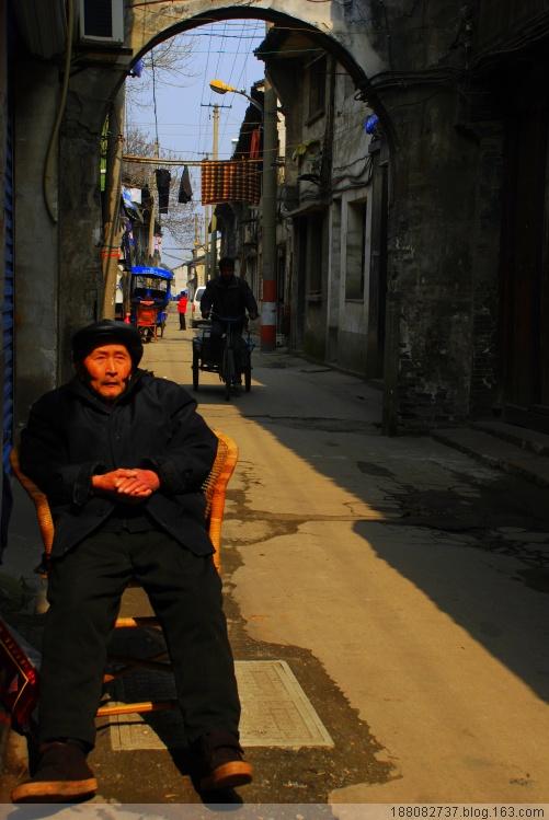 原汁原味老乌镇(二):南栅老街 - 渔歌子 - 渔歌子的博客