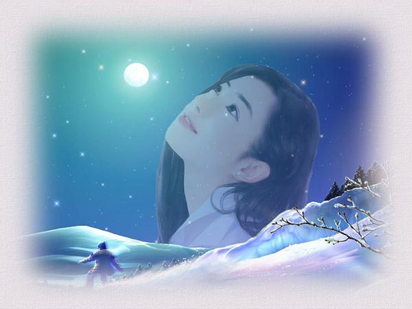 【原创】我心爱的姑娘(别离开) - 蔚蓝碧空 - 神秘乐园