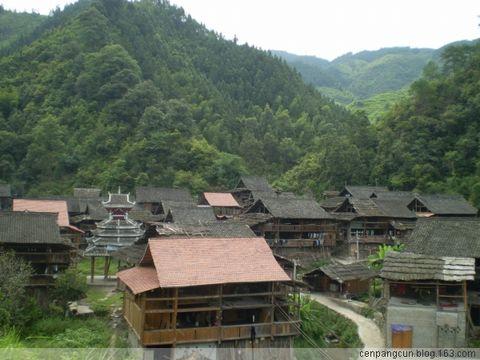 广西柳州市三江侗族自治县富禄乡岑