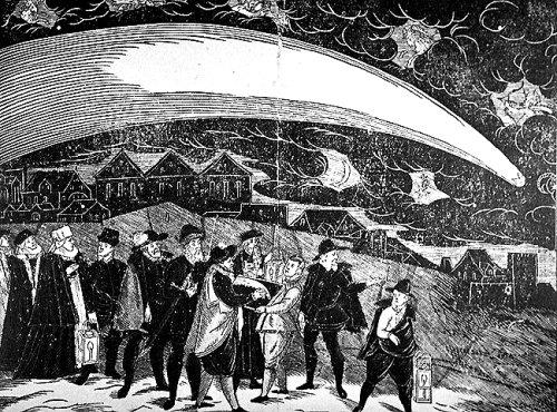 使超新星革命,让大彗星造反——关于第谷的往事之三 - 江晓原 - 东边日出西边雨——江晓原