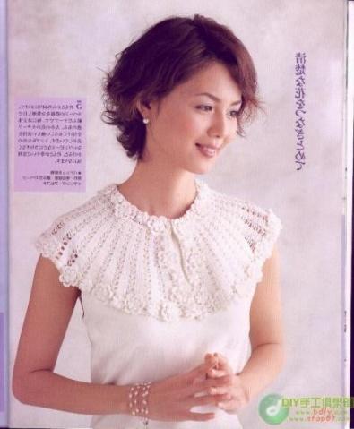 引用 美丽编织收藏之十三 - 麦子 - 我的编织情结