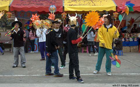 2009广州迎春花市巡礼 - 江河海 - 江河海的博客