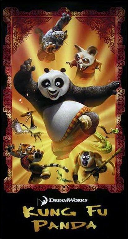 《功夫熊猫》:东方外衣下的西方内核