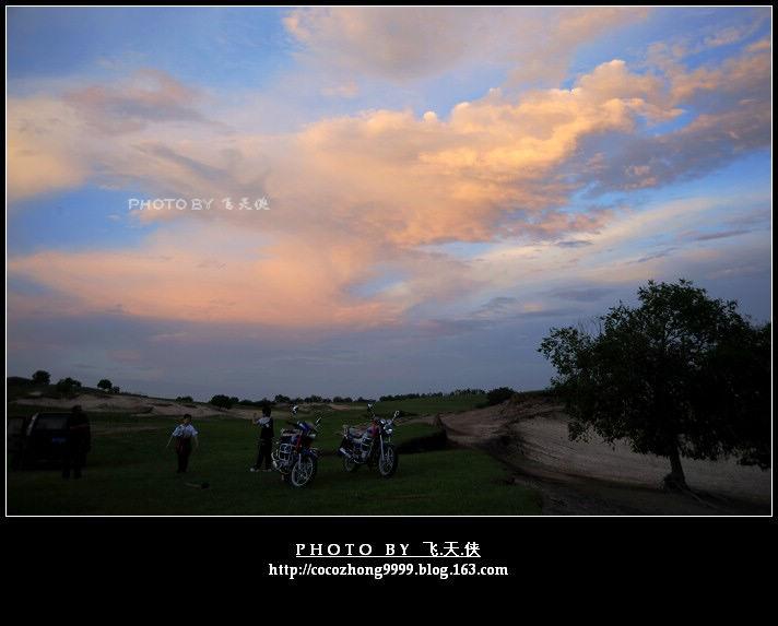 [原摄]若非云彩--坝上光影(8) - 飞天侠 - 飞天侠的摄影视界