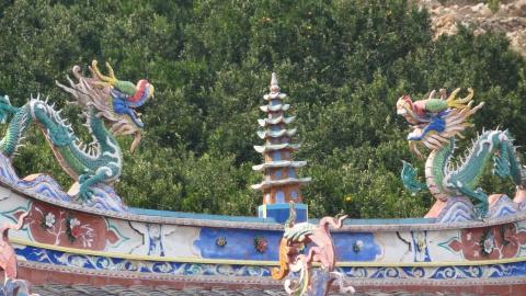 闽南宫庙记略:塔与葫芦 - 老陶 - 闽南民俗、风物