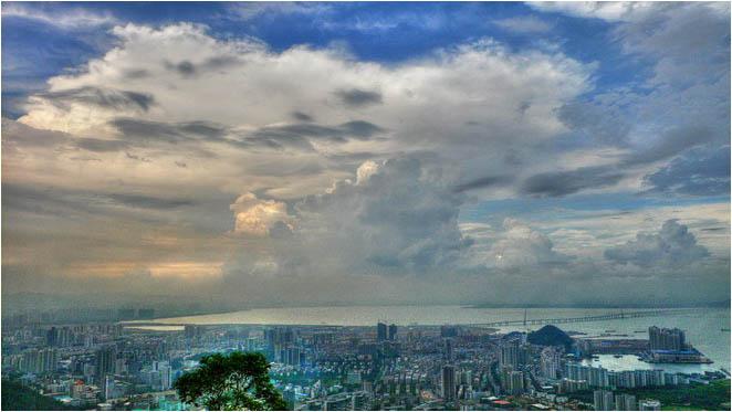 [原]南山顶上·海上世界 - Tarzan - 走过大地