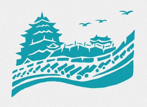 我画的 南京风光、民国建筑 - 何鸣芳 - 何鸣芳的版画藏书票博客