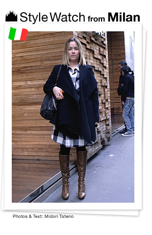 street fashion from Milan - 暖暖 - 最好的时光