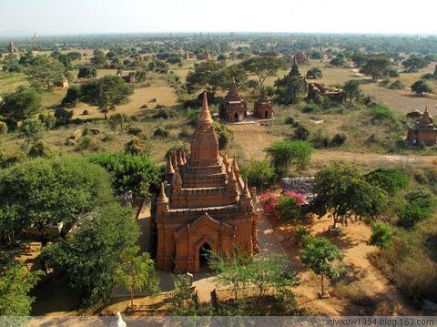 缅甸千年古城蒲甘  - xdwxdw1954 - XuDW的博客