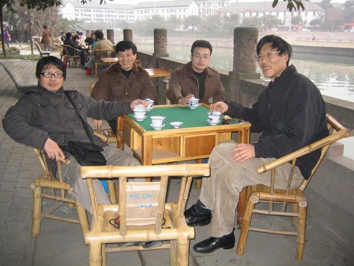 06春节成都PP之一 - 朱达志 - 朱达志的博客