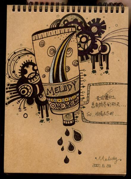 未尽时2007.6.28 - melody.dd - 华丽的D调
