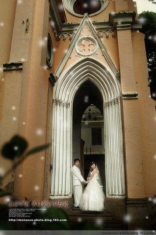 《公主的童话》---婚纱客片 - 季候风摄影工作室 - 广州季候风婚纱摄影|广州婚纱摄影工作室