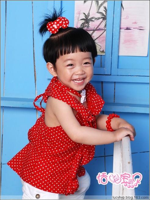 恬宝两周岁写真之时尚小可爱 - 恬心宝贝 - 恬宝贝的温暧小窝