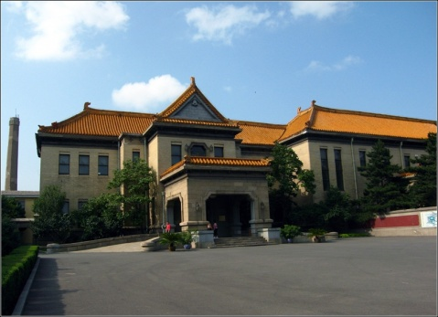 【原创图文】满洲国皇宫——中国历史上的耻辱印记 - 谷风 - 如此多娇