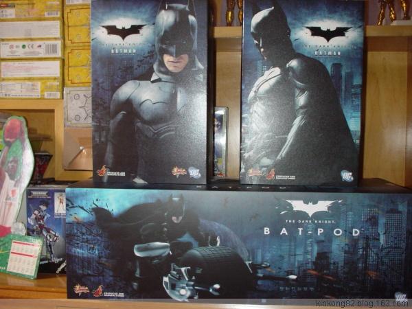TOYS-BATMAN BAT-POD - kinkong82 - kinkong82的博客
