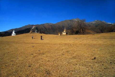 (原摄)四姑娘风景区——海子沟之二 - 高山长风 - 亚夫旅游摄影博客
