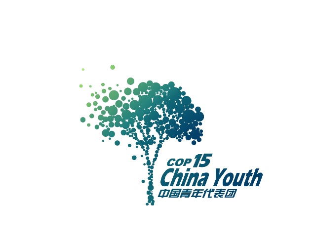 LOGO 一颗蓝色的树 - China Youth - China Youth COP15