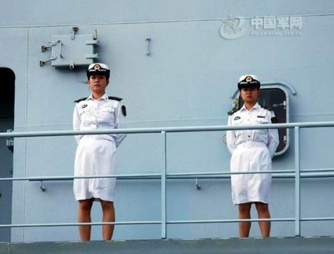 军人图片----中国首次海外派兵出征仪式 - 披着军装的野狼 - 披着军装的野狼