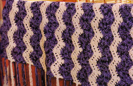 床罩和毯子有图解 - 叶飘香 - 叶飘香的博客