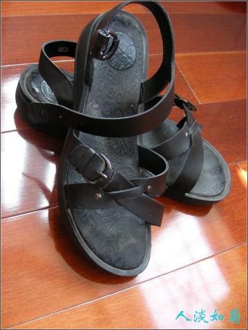 换鞋 - 人淡如菊 - 人淡如菊的博客