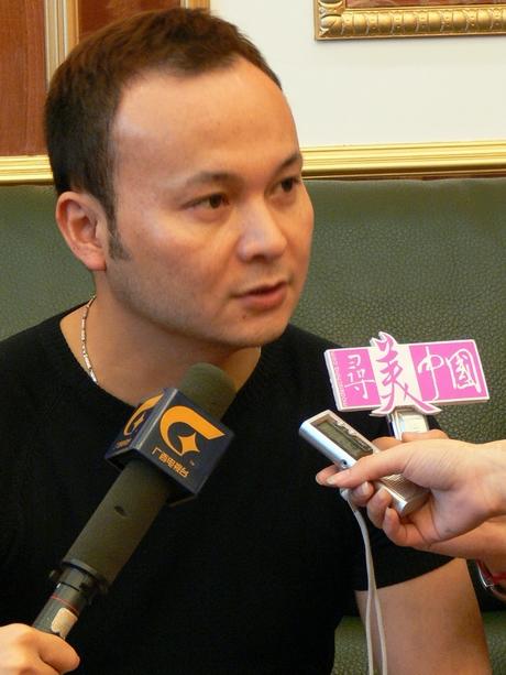 毛戈平:广西成为打造时尚的基地 - 林德荣 - 林德荣证券股票分析博客