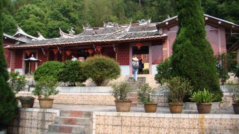 闽南宫庙记略(60):湖洋清泉岩 - 老陶e - 闽南民俗、风物