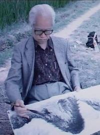 白雪石山水作品 - wangchangzhengb - wangchangzhengb的博客