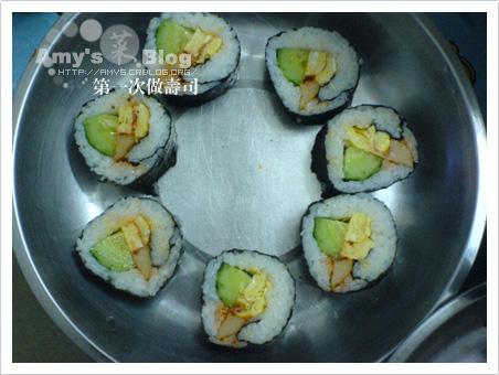 第一次寿司