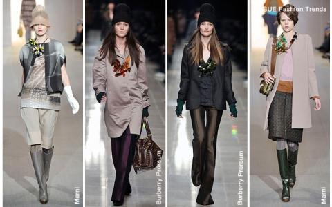 08秋冬米兰时装周流行趋势 3 - 天行健 - 天行健的博客