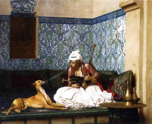 阿拉伯水烟 - 悠悠幽兰 - 风 落 谁 家