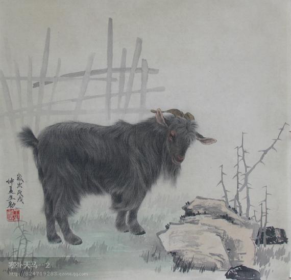 几种风格的十二生肖图 - 落花无痕 - cheng080514的博客