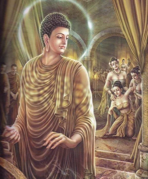[转载]至尊佛陀(释迦牟尼佛)一生的画卷
