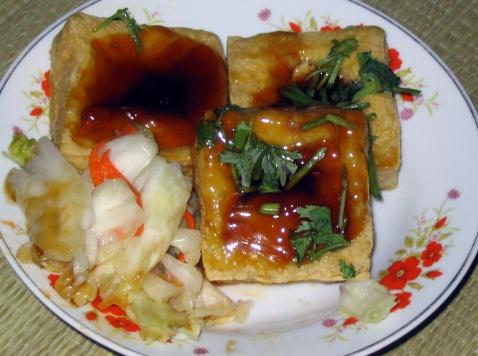 Le roquefort  le tofu puant... - Lyria - En Montgolfière……