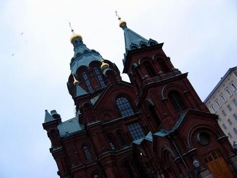 两个密码:赫尔辛基和北极村 - 金错刀 - 《错刀科技评论》