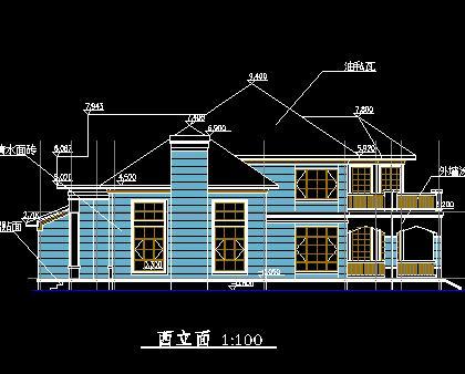 2010别墅设计图纸与效果图大全 - 雨亚的日志 - 网易博客 - 超级