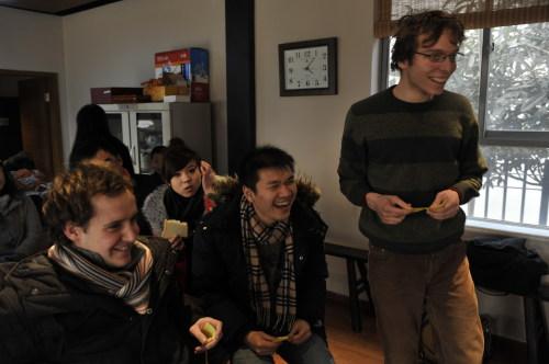 元月九日活动照片 - 纯山 - 纯山教育基金会