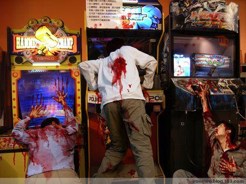 真实角色-疯狂暴力系列  Real Roles-Crazy Violence Series - 铁人数码设计 - 铁人数码设计的博客
