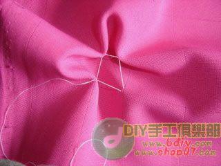 一种简单漂亮的缝法,可以用在很多地方 - 停留 - 停留编织博客
