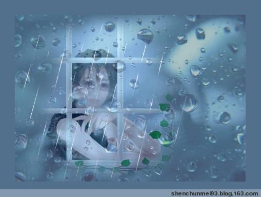 生命如雨[原创] - 别样天空 - 让生命如花儿绽放